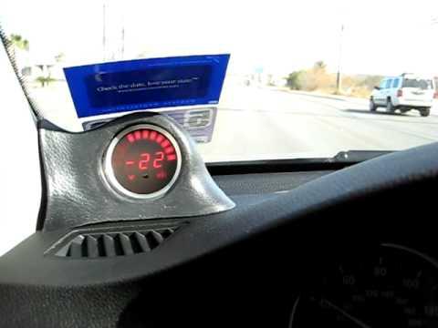 2009 BMW 335I >> BMW 335i e92 VEI boost gauge rixeffects pod - accelerating ...