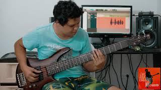 Las Locuras Mías - Silvestre Dangond - Bass Cover