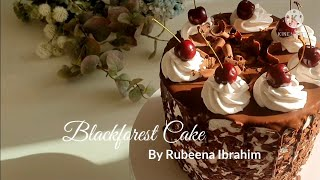 The best  black forest Cake