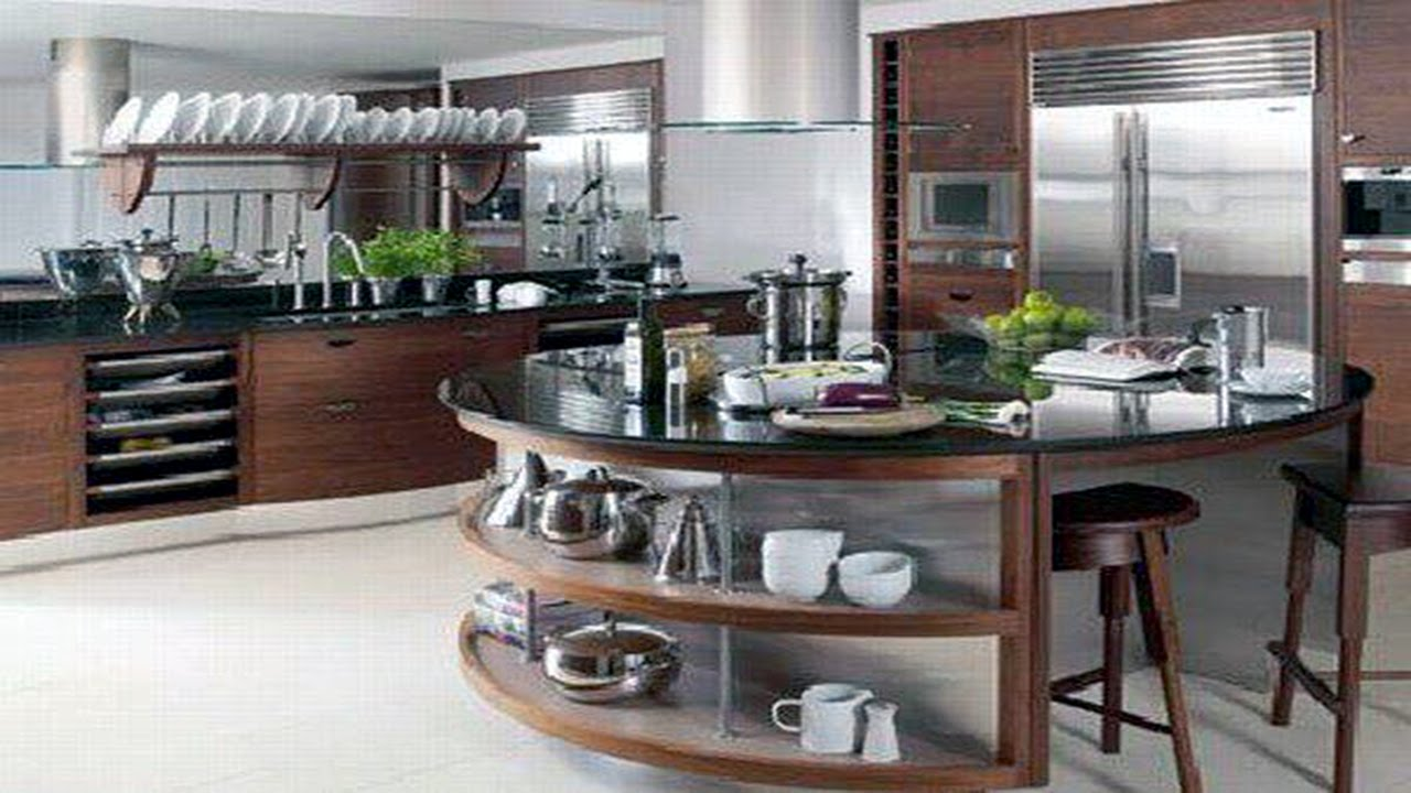 Beautiful kitchen design ideas youtube for Beautiful small kitchen designs