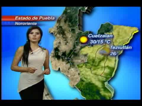 Clima Tv3 Puebla Youtube