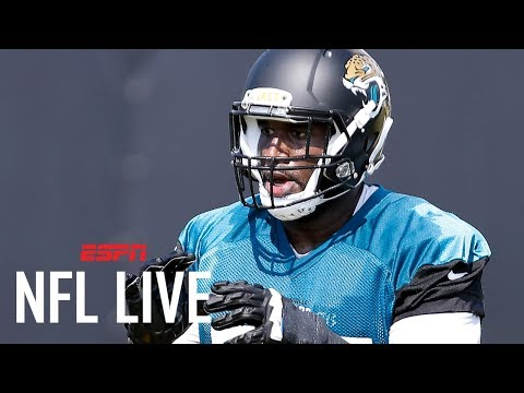Branden Albert Recognized He Owed Money If He Retired | NFL Live | ESPN