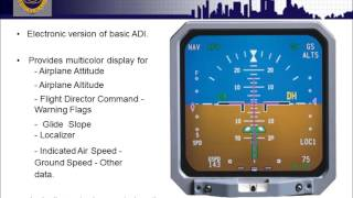 AKD21302 Topic 8 EFIS