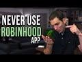 Options Trading RobinHood [Why You Should NOT Trade Stock Options with RobinHood]