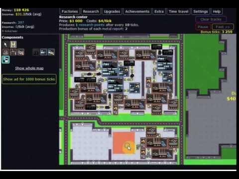 Factory idle WALKTHROUGH GamePlay 2 STEEL