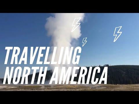 Travelling North America || Ellie Muir