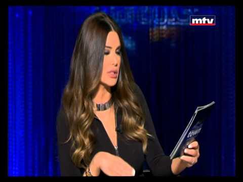 Talk Of The Town 08/05/2014 - Rita Hayek - Tarek Souaid