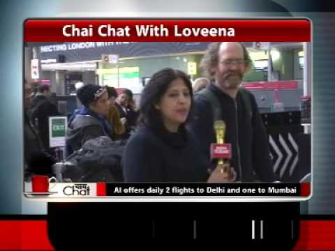 CHAI CHAT: EP111: Part 2: Air India in Terminal 2