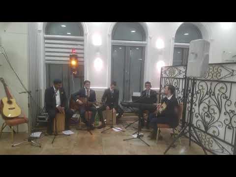 יהי שלום - The Kumzits Band - Yehi Shalom - karlebach cover