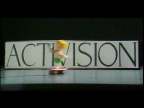 80's Activision UK Promo - 8-Bit Sega Arcade Ports (with Guru Larry commentary)