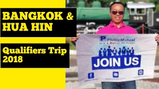 Agent PHILLIP MUTUAL Trip Qualifier Bangkok - Hua Hin 2018