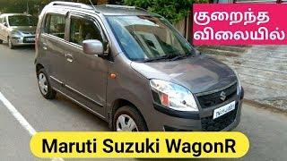 Used Maruti Suzuki WagonR second hand car sales in Chennai/Maruti Suzuki WagonR used car sales