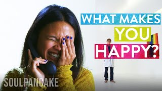 What makes you happy? Have you ever wondered why? Join us as we tak...