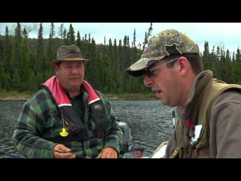 Truite mouchetée - Pourvoirie Lac Laflamme