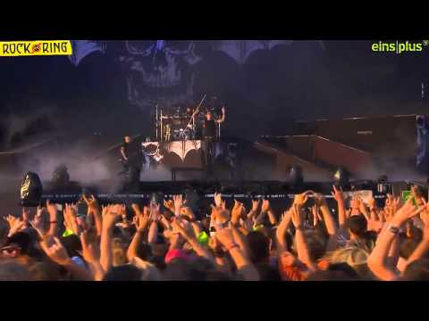 Avenged Sevenfold - Buried A   at Rock Am Ring  ᴴᴰ