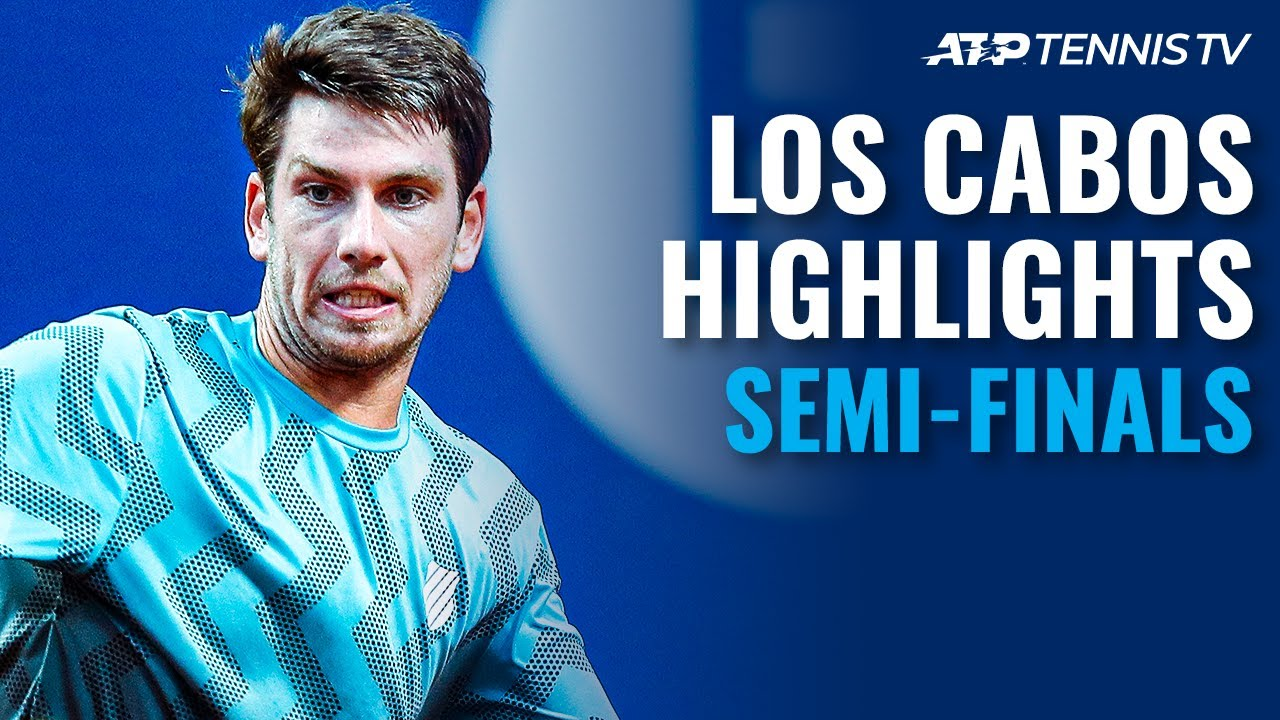Norrie Battles Fritz; Isner faces Nakashima | Los Cabos 2021 Semi-Finals Highlights