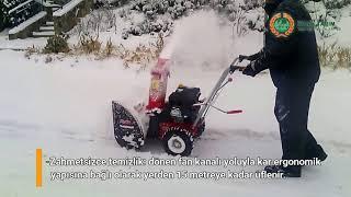 AL KO Snowlıne 560 II Kar Küreme Makinesi