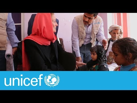 Executive Director Henrietta H. Fore on the crisis in Yemen | UNICEF