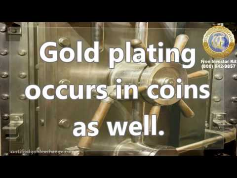 Certified Gold Exchanges Limit Counterfeiters FEBRUARY 07 2010