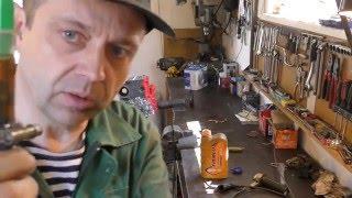 Как и чем смазать трос на мотоцикле ?  Днепр-12 (К-750 ,М-72 ,Урал)