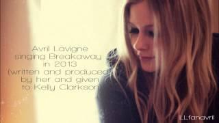 Avril Lavigne - Breakaway (2013)