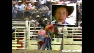 Greatest Bullrides At Cheyenne - Frontier Days - Daddy Of Em All - VHS