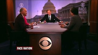 Face the Nation political panel: October 11