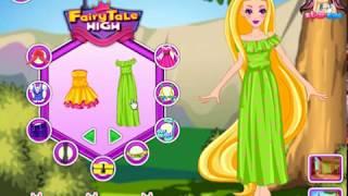 Fairy Tale High Teen-Rapunzel 4 (Фейри Тейл Хай: Подросток Рапунцель) - прохождение игры