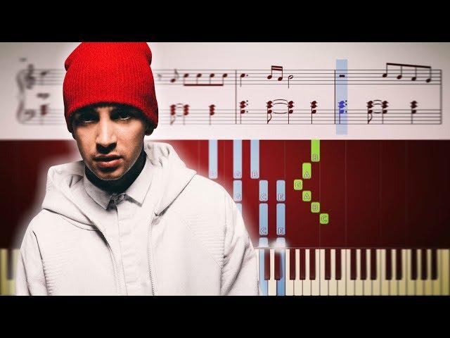 Twenty One Pilots Tear In My Heart Piano Tutorial Sheets Chords