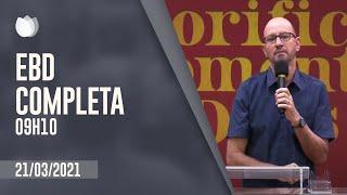 ESCOLA BÍBLICA DOMINICAL  9h15 | Rev. Edson Mesquita | Igreja Presbiteriana de Pinheiros