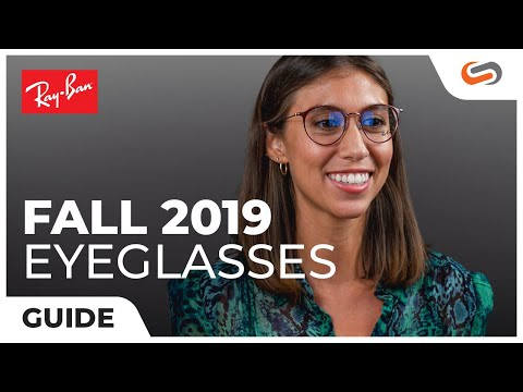 NEW Ray-Ban Eyeglasses For Fall 2019! || SportRx