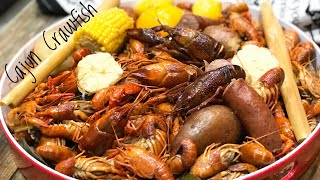 How to Boil Louisiana Cajun Crawfish  2020 ( Secret Ingredients )