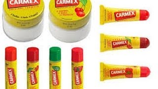 Minha opinião: Carmex
