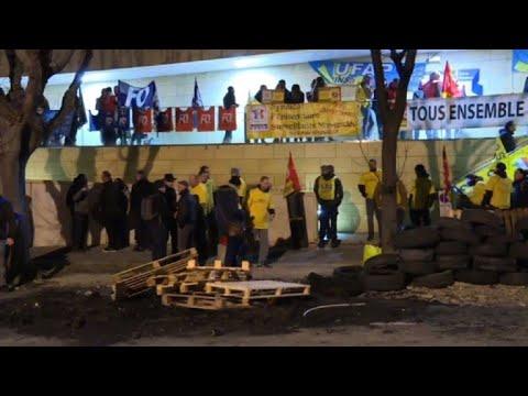 Marseille: la prison des Baumettes bloquée par les surveillants
