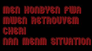 KAÏ Richard Cave Ft Rutshelle   Kanse Lyrics PAWOL