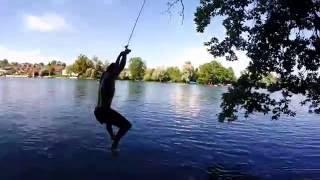 Rope Swing Feuerthalen/Langwiesen