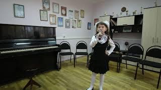 192 Сидорова Анастасия г Шебекино 5 минут до урока