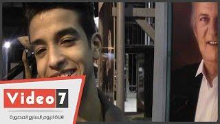 سيف مجدى : سعيد بمشاركة النجم أحمد سعد ونفسى أدخل سياسة واقتصاد