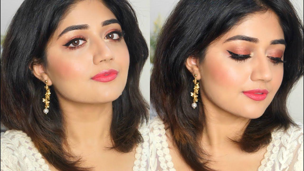 Indian Makeup Tutorial - Lakme | corallista