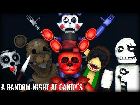 SFM FNAC - A Random Night at Candy's