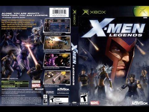 X Men Legends Review Youtube