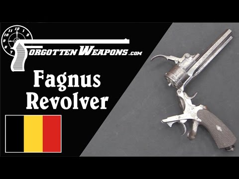 Gun Yoga Fail: The Fagnus Revolver