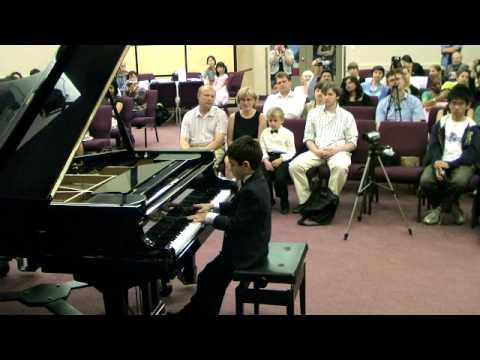AADGT 2009 Winner Chopins Fantasie Impromptu Op 66