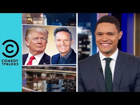 Has Trump Ever Used The N Word On Tape? | The Daily Show With Trevor Noah thumbnail