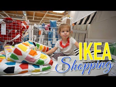 IKEA Shopping | Neue Betten für die Mädels | VLOG #626 | DIANA DIAMANTA
