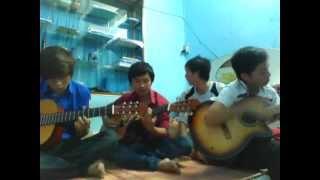 Tinh yeu con dau   guitar333