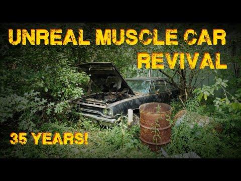 ABANDONED Satellite Revival!