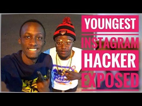 EXPOSED: The Youngest Instagram Hacker in Kenya! BEWARE!!