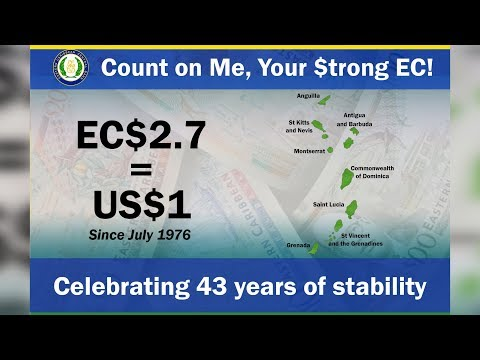 ECCB Connects Season 10 Episode #10 -  43rd Anniversary of EC Dollar Peg
