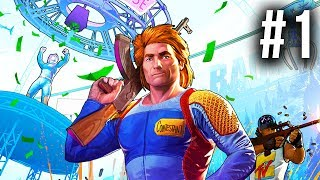 Radical Heights Gameplay - FORTNITE KILLER OR COPYCAT ??? (New Battle Royale Game) #1